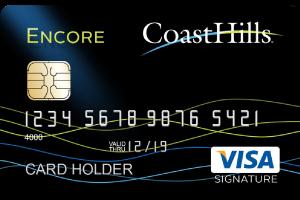 Encore Visa Signature