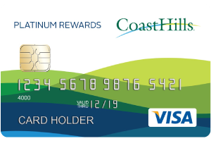 Platinum Rewards Visa