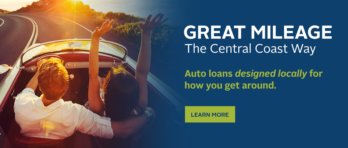 Auto loans designed locally for how you get around.