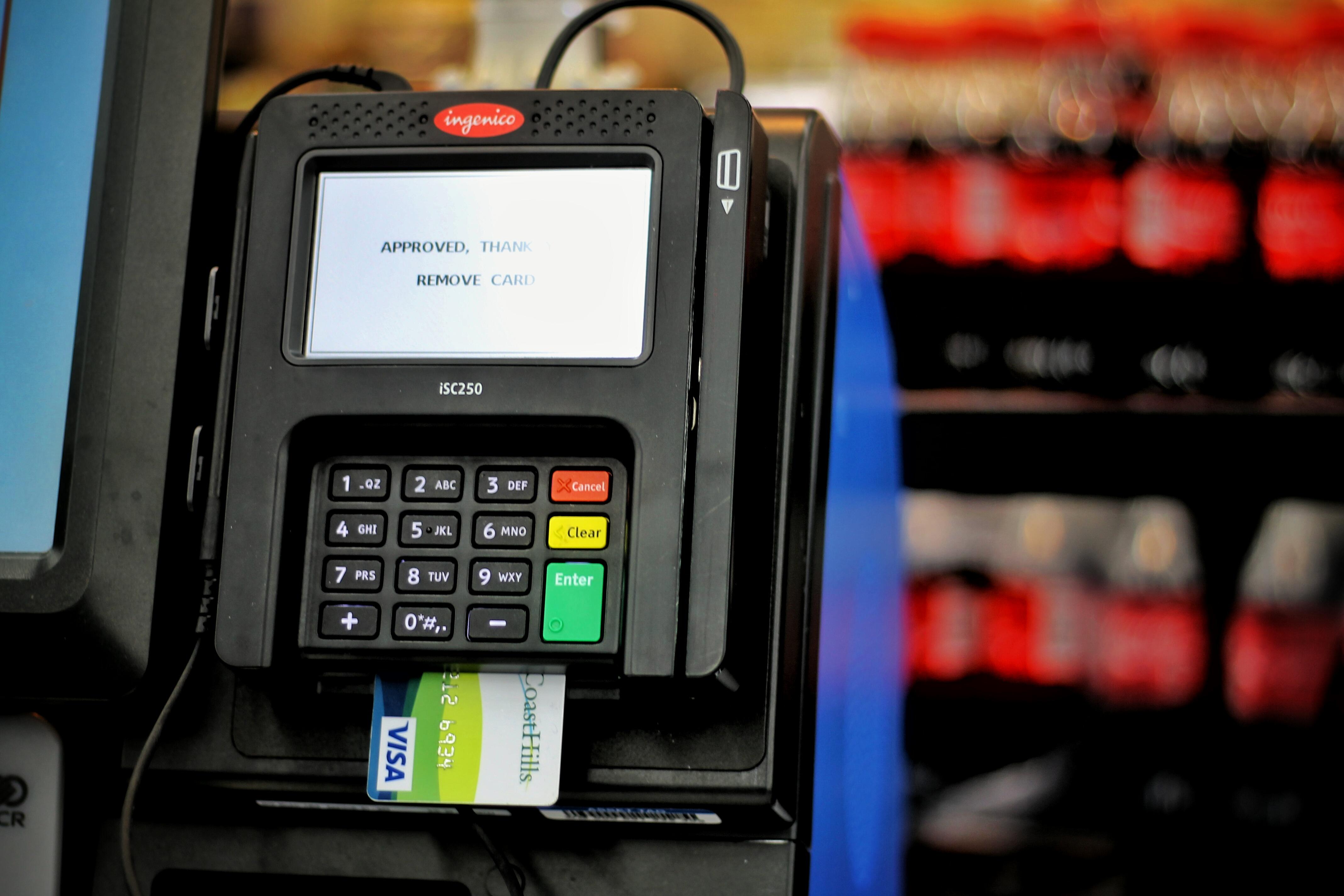 chip visa credit card