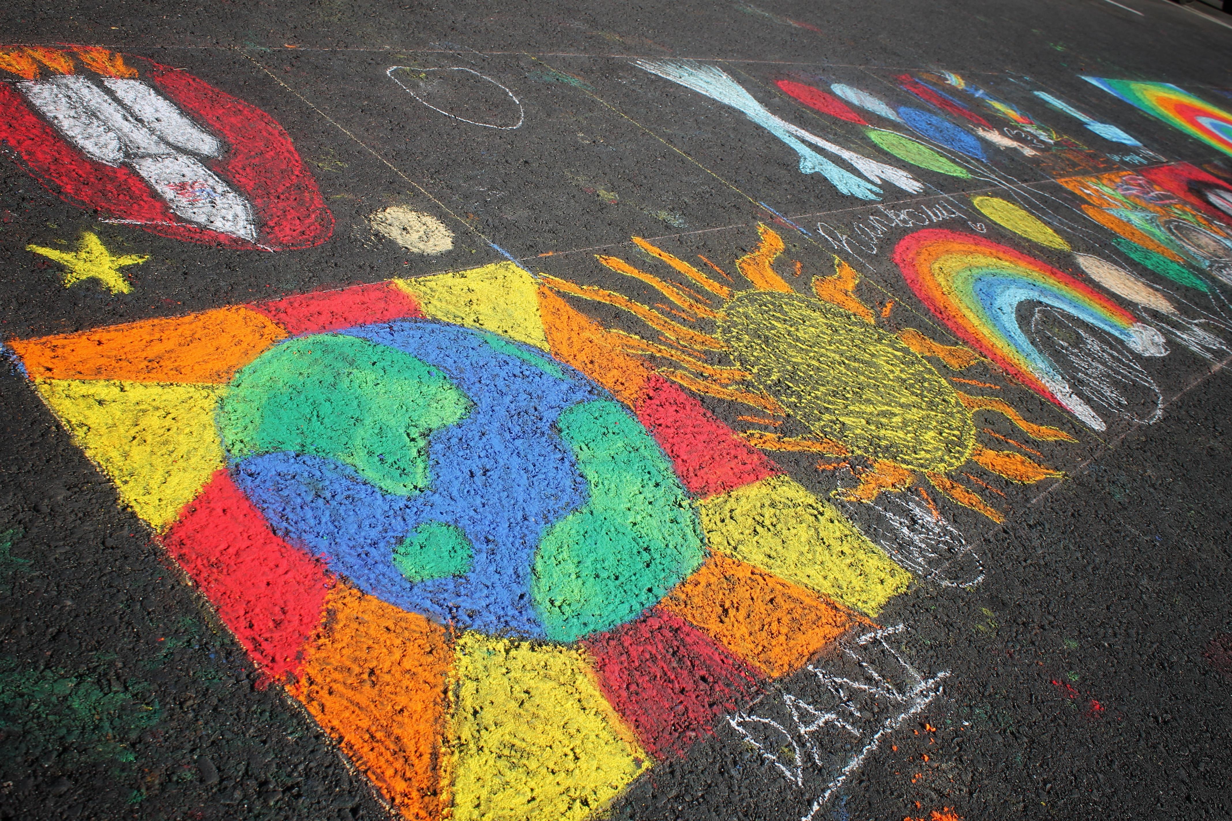 OCAF Chalk Festival