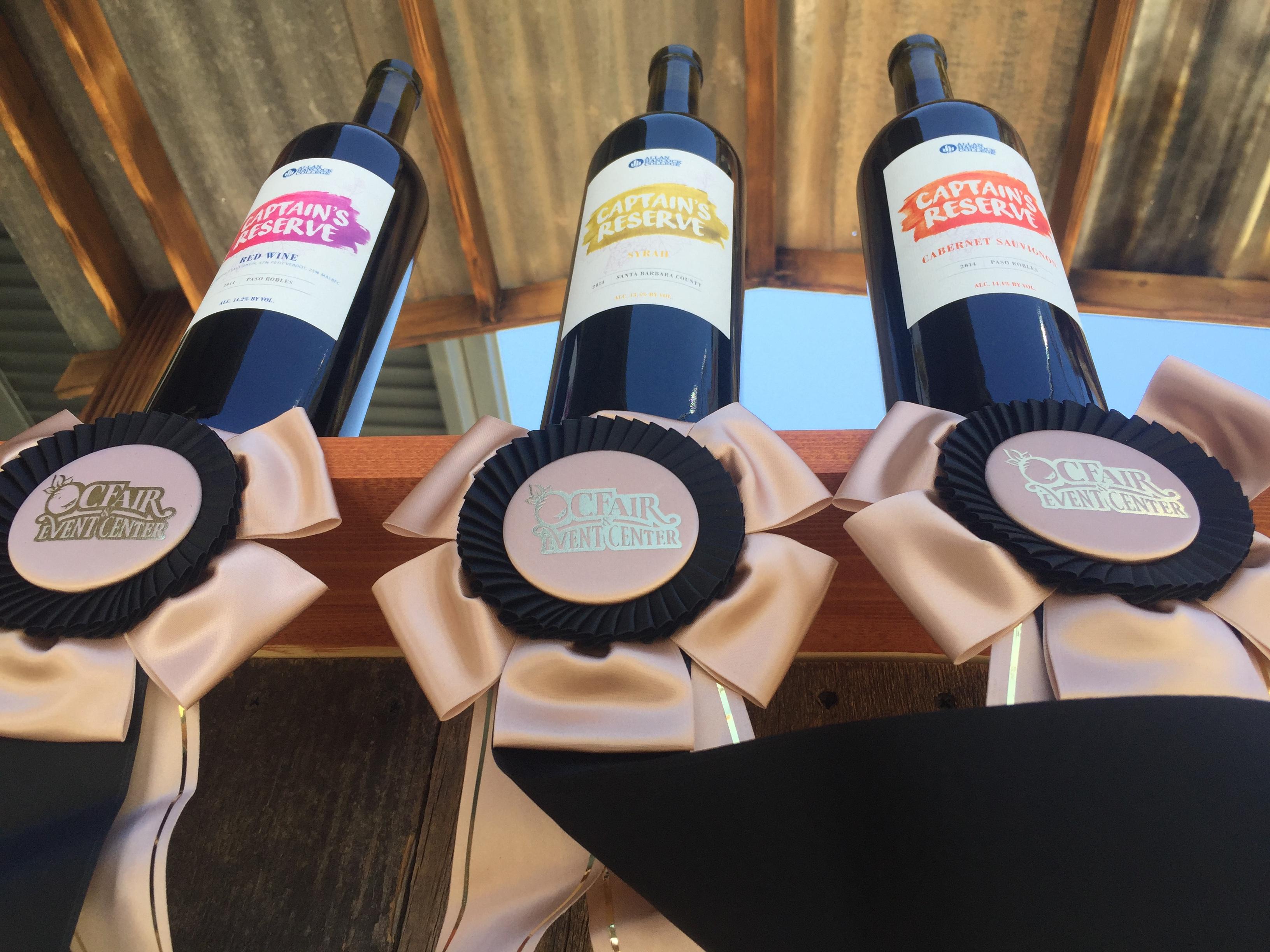 Hancock Wine Medals