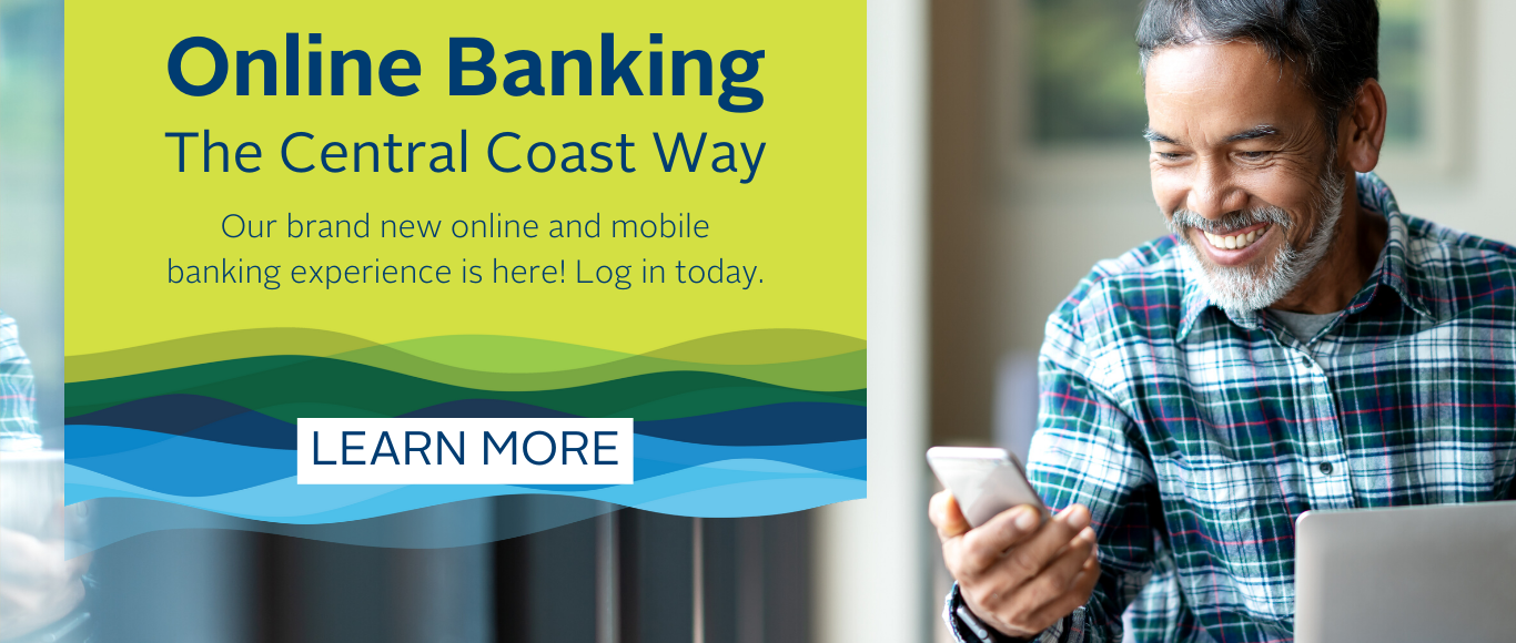 Visit our new Online & Mobile Banking Experience